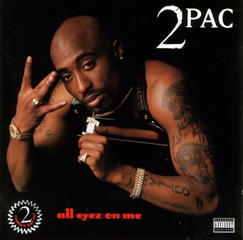 2pac скачать альбом all eyez on me