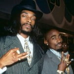 snoop dog and 2pac