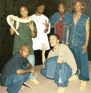 group Outlawz